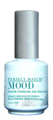 LeChat Mood Color Changing Gel Polish - MPMG14 Glistening Waterfall