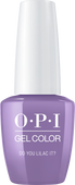 OPI GelColor - #GCB29 - Do You Lilac It? .5 oz