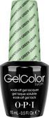 OPI GelColor (BLK) - #GCB44 - Gargantuan Green Grape .5 oz