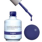 PERFECT MATCH Gel Polish + Lacquer - PMS101 PLUMERIA