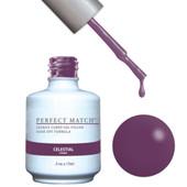 PERFECT MATCH Gel Polish + Lacquer - PMS104 CELESTIAL
