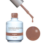 PERFECT MATCH Gel Polish + Lacquer - PMS107 ILLUSIONS