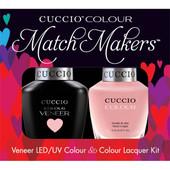 Cuccio Match Makers (Retired Color) - #6098 Pinky Swear