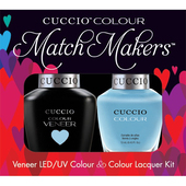Cuccio Match Makers (Retired Color) - #6101 Under a Blue Moon