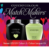 Cuccio Match Makers (Retired Color) - #6103 In the Key of Lime