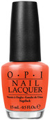 OPI Lacquer - #NLN35 - JUICE BAR HOPPING - Neon Collection .5 oz