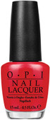 OPI Lacquer - #NLC13 - COCA-COLA RED - Coca Cola Collection .5 oz