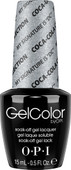 "OPI GelColor (BLK) - #GCC16 - My Signature is ""DC"" - Coke Collection .5 oz"