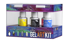 IBD Just Gel Polish - Gel Art Kit 6pc
