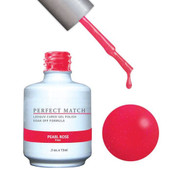 PERFECT MATCH Gel Polish + Lacquer - PMS122 PEARL ROSE