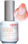 LeChat Mood Color Changing Gel Polish - MPMG32 Cascade