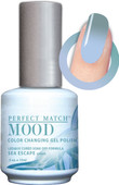 LeChat Mood Color Changing Gel Polish - MPMG33 Sea Escape