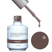 PERFECT MATCH Gel Polish + Lacquer - PMS129 Hazelwood