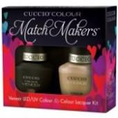Cuccio Match Makers (Retired Color) - #6117 Java Va Voom