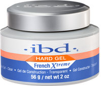 IBD Hard Gel French Xtreme - Builder Gel - Clear 2 oz
