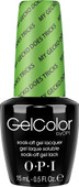 OPI GelColor (BLK) - #GCH66 - My Gecko Does Tricks - Hawaii Collection .5 oz