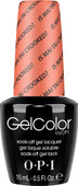 OPI GelColor (BLK) - #GCH68 - Is Mai Tai Crooked? - Hawaii Collection .5 oz