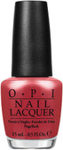 OPI Lacquer - #NLH69 - GO WITH THE LAVA FLOW - Hawaii Collection .5 oz
