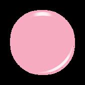 Kiara Sky Gel + Lacquer - G491 PINK POWDERPUFF
