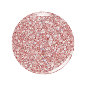 Kiara Sky Gel + Lacquer - G496 PINKING OF SPARKLE (Glitter)