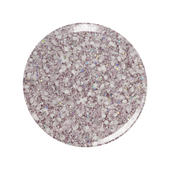 Kiara Sky Gel + Lacquer - G497 SWEET PLUM (Glitter)