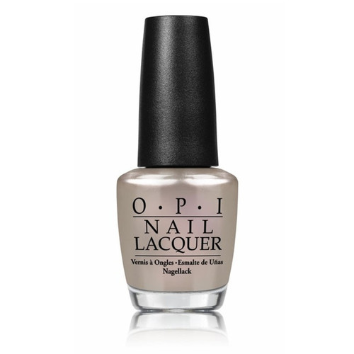 OPI Lacquer - #NLT67 - THIS SILVER'S MINE! .5 oz