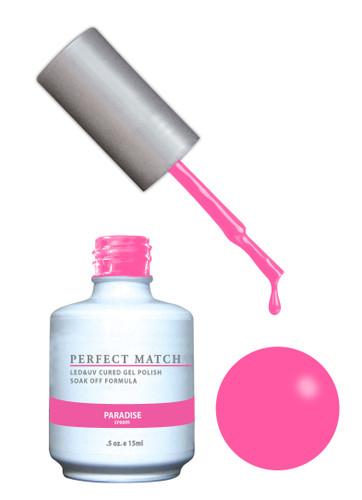PERFECT MATCH Gel Polish + Lacquer - PMS151 Paradise (Cream)