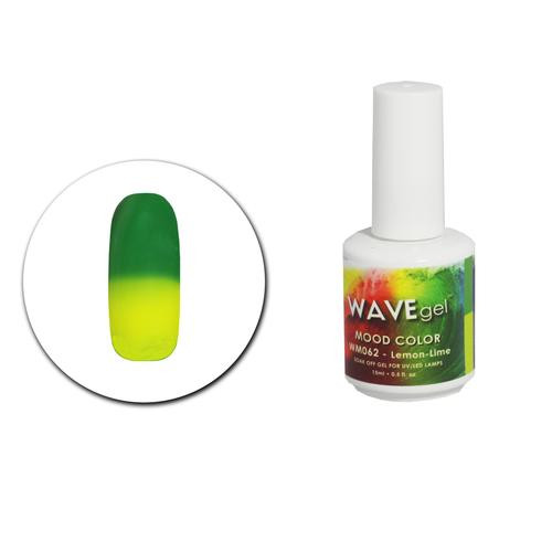 WaveGel Mood Color - WM062 Lemon-Lime .5 oz