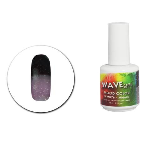 WaveGel Mood Color - WM076 Midnite .5 oz