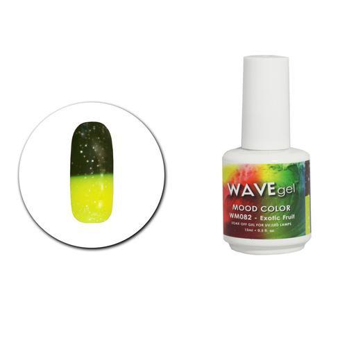 WaveGel Mood Color - WM082 Exotic Fruit .5 oz