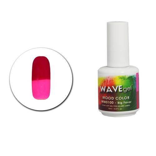 WaveGel Mood Color - WM100 Big Favor .5 oz