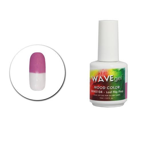 WaveGel Mood Color - WM104 Lost Flip-Flop .5 oz
