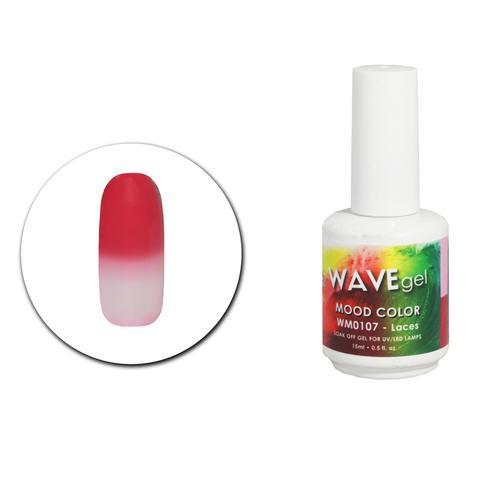 WaveGel Mood Color - WM107 Laces .5 oz