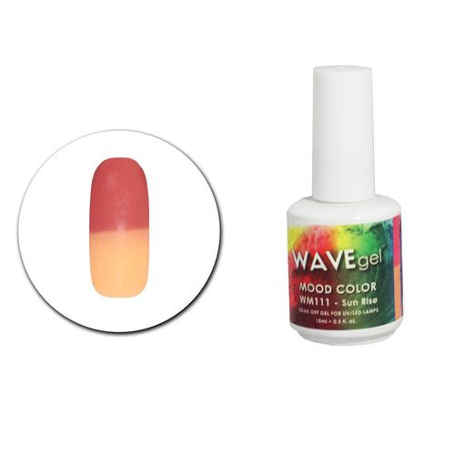 WaveGel Mood Color - WM111 Sun Rise .5 oz