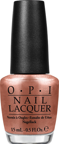 OPI Lacquer - #NLV27 - WORTH A PRETTY PENNE - Venice Collection .5 oz