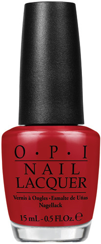 OPI Lacquer - #NLV29 - AMORE AT THE GRAND CANAL - Venice Collection .5 oz