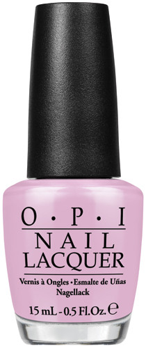 OPI Lacquer - #NLV34 - PURPLE PALAZZO PANTS - Venice Collection .5 oz