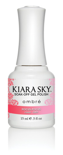 Kiara Sky Ombre Color Changing Gel Polish - G803 Hocus Pocus .5oz