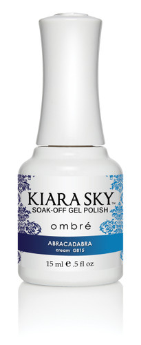 Kiara Sky Ombre Color Changing Gel Polish - G815 Abracadabra .5oz