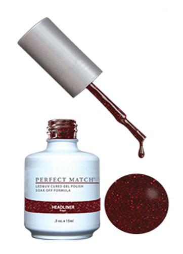 PERFECT MATCH Gel Polish + Lacquer - PMS160 Headliner