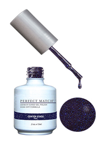 PERFECT MATCH Gel Polish + Lacquer - PMS161 Center Stage