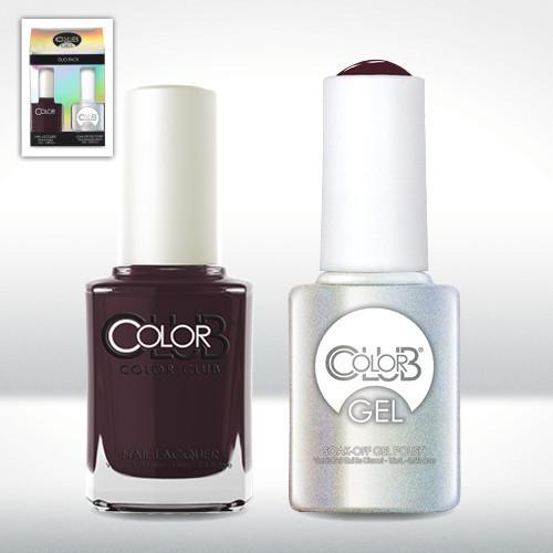 Color Club Gel Duo Pack - GEL806 - KILLER CURVES