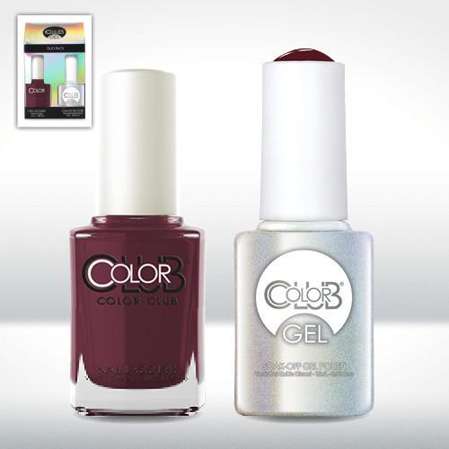 Color Club Gel Duo Pack - GEL825 - FEVERISH