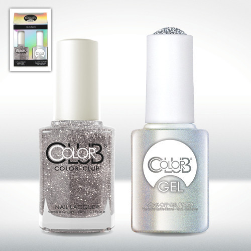 Color Club Gel Duo Pack - GEL842 - SEX SYMBOL