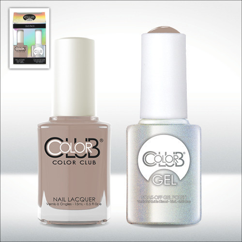 Color Club Gel Duo Pack - GEL881 - HIGH SOCIETY
