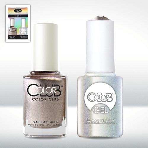 Color Club Gel Duo Pack - GEL928 - ANTIQUATED