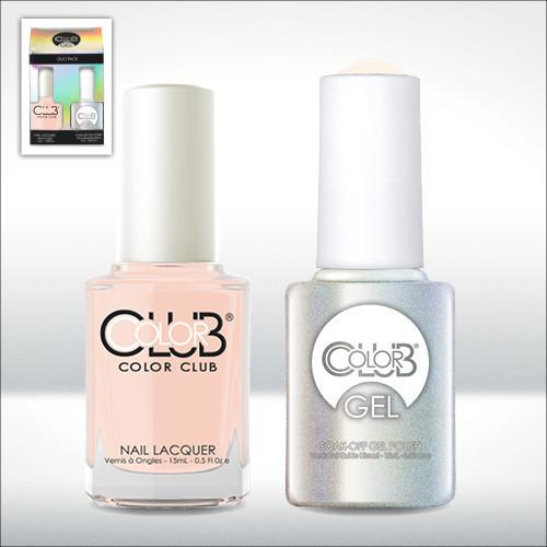 Color Club Gel Duo Pack - GEL938 - BONJOUR GIRL