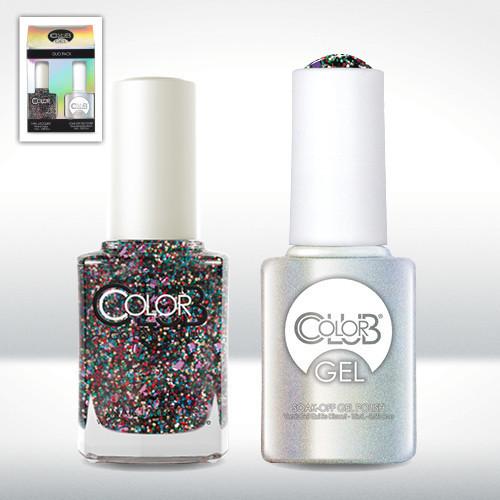 Color Club Gel Duo Pack - GEL946 - WISH UPON A ROCKSTAR