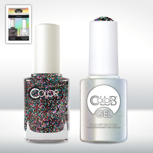 Color Club Gel Duo Pack - GEL946 - WISH UPON A ROCKSTAR