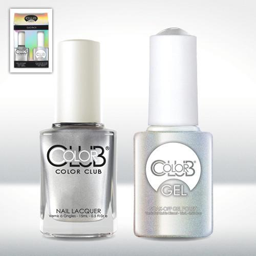 Color Club Gel Duo Pack - GEL987 - ON THE ROCKS